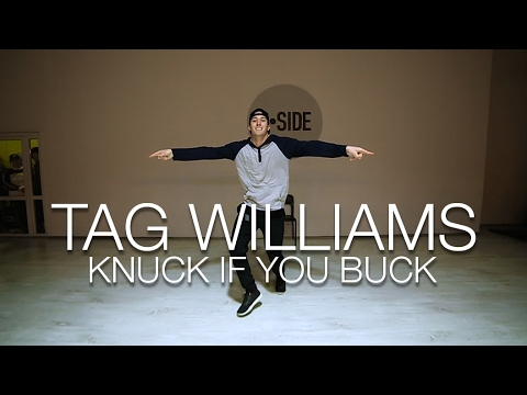 Crime Mob – Knuck If You Buck  Choreography  Tag Williams  DSide Dance Studio