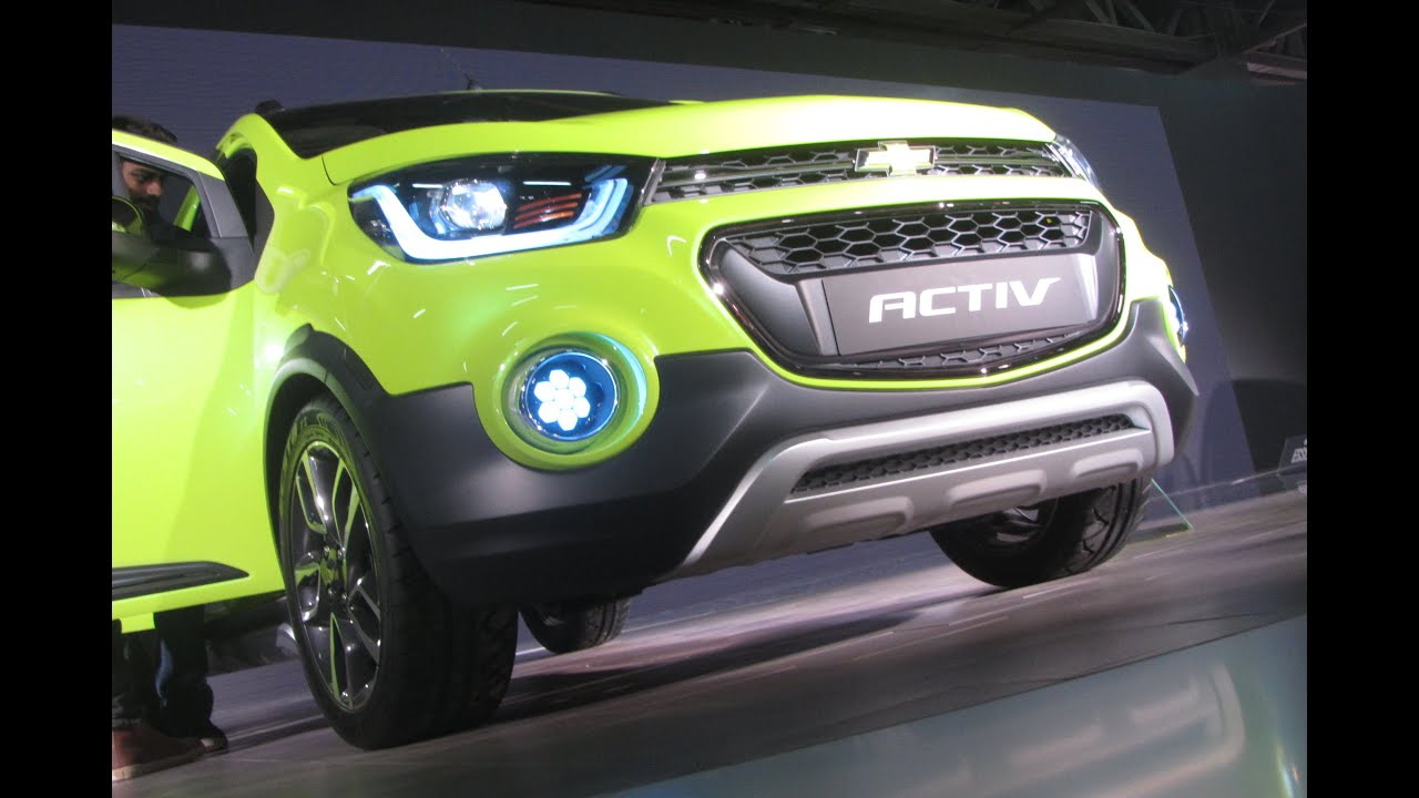 Upcoming Chevrolet Active   Modified Chevrolet Beat ...