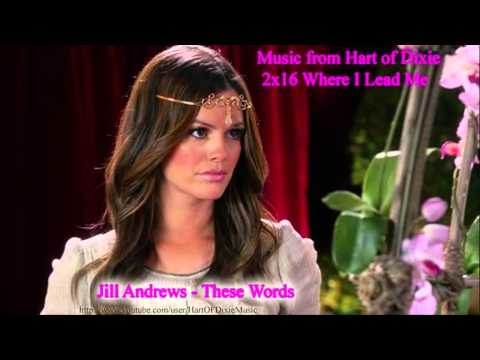 Jill Andrews - These Words
