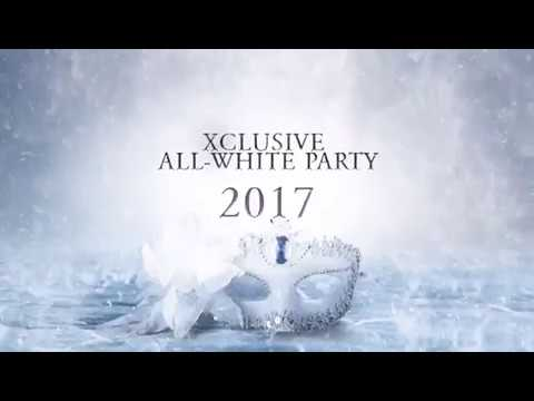 DJ XCLUSIVE ALL WHITE PARTY 2017 PHANTOM EDITION