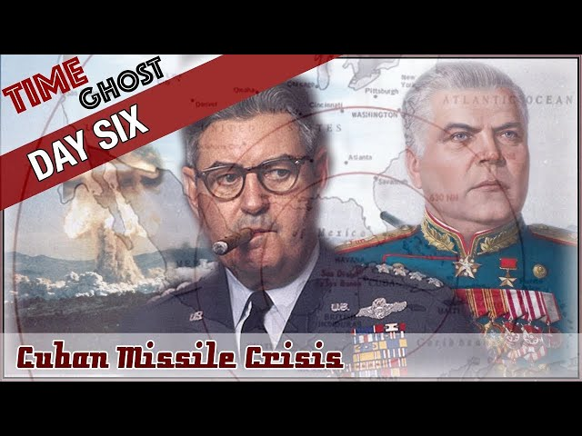 Day 6 Cuban Missile Crisis - Mr. President did you say blockade, or invade Cuba?