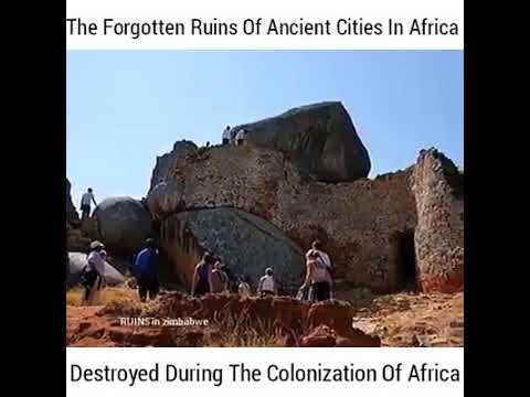 African Heritage: African Ancient Civilizations/ Heritage Ruined by colonization::