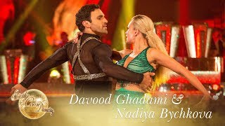 Davood and Nadiya Paso Doble to 'Live And Let Die' - Strictly Come Dancing 2017