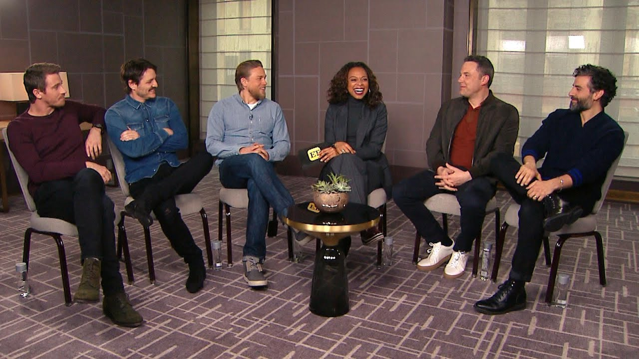 Download Ben Affleck and Triple Frontier Co-Stars Talk Story Behind Shirtless Beach Pics (Exclusive)