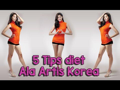5 Tips Diet Sehat Ala Artis-artis Korea, Yang Lagi Diet Wajib Tahu Ni.. - Herbal TV. thumbnail
