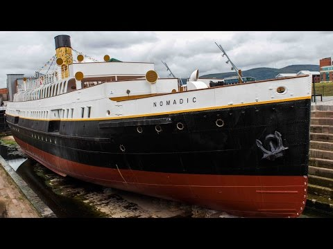 SS Nomadic: Well Worth a Visit!