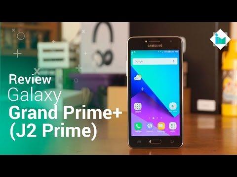 Samsung Galaxy Grand Prime+ Plus (J2 Prime) - Review en español