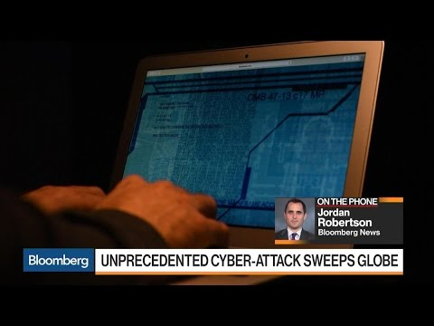 Cyber Security Experts Tackle Global Ransomware Attack