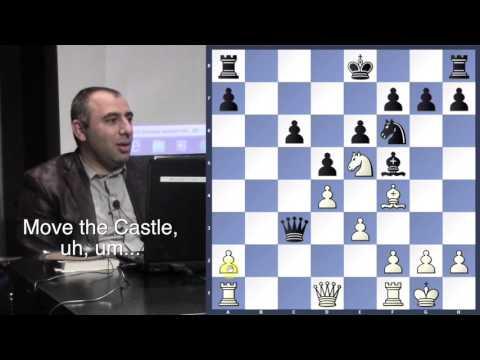 Tal vs. Botvinnik | World Championship 1961 - GM Varuzhan Akobian - 2015.10.22