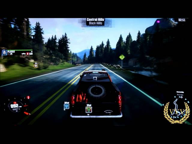 The Crew Open World Driving - E3 2013 Gameplay