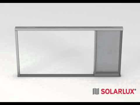 schiebe system schiebet r von solarlux youtube. Black Bedroom Furniture Sets. Home Design Ideas