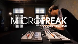 Arturia Performance | MicroFreak Vocoder Edition