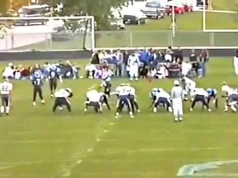 Concordia University Wisconsin Football vs. Lakeland College 1997