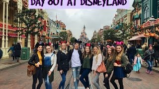 DISNEYLAND PARIS(DON'T FORGET TO SUBSCRIBE!! A FRENCH BIRD POOED ON ME!? : https://youtu.be/ufj8vhe2PuE Main Channel: ..., 2016-11-02T16:00:00.000Z)