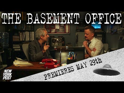 """UFOs, aliens and the Pentagon:  A Sneak Peek at """"The Basement Office"""""""