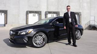 2018 Mercedes-Benz CLA 250 4MATIC Overview | Edmonton, AB