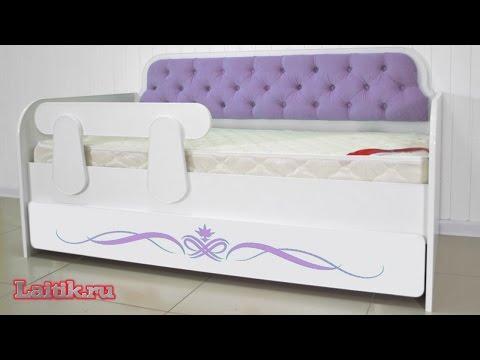 Кровати с мягкой спинкой свои руками