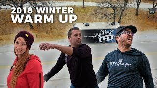 2018 Winter Warm Up Disc Golf Adventure