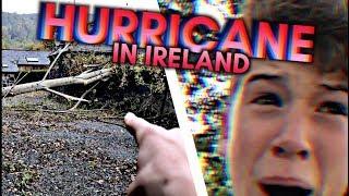 IRELAND'S BIGGEST HURRICANE *Ophelia*