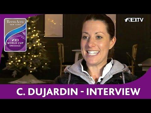 Charlotte dujardin interview at your horse live 2015 doovi for Dujardin interview