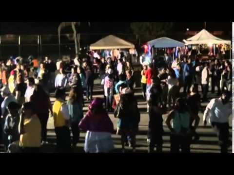 PRESENTACION DEL GRUPO FRAGANCIA MIX EN BAKERSFIELD CALIFORNIA ..II II