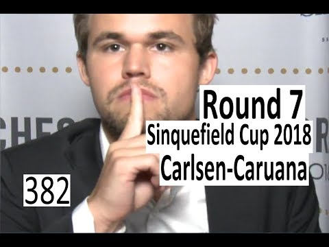 2018 Sinquefield Cup Round 7 ¦ Silence the haters!