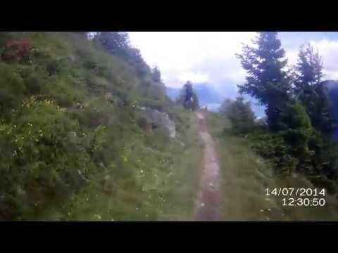 Execel At Cycling - Mountain Biking to Piz Chavalatsch 2763m