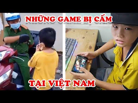 9 Tựa Game Cực Hay Bị Cấm Ở Việt Nam Trẻ Em Không Bao Giờ Được Chơi
