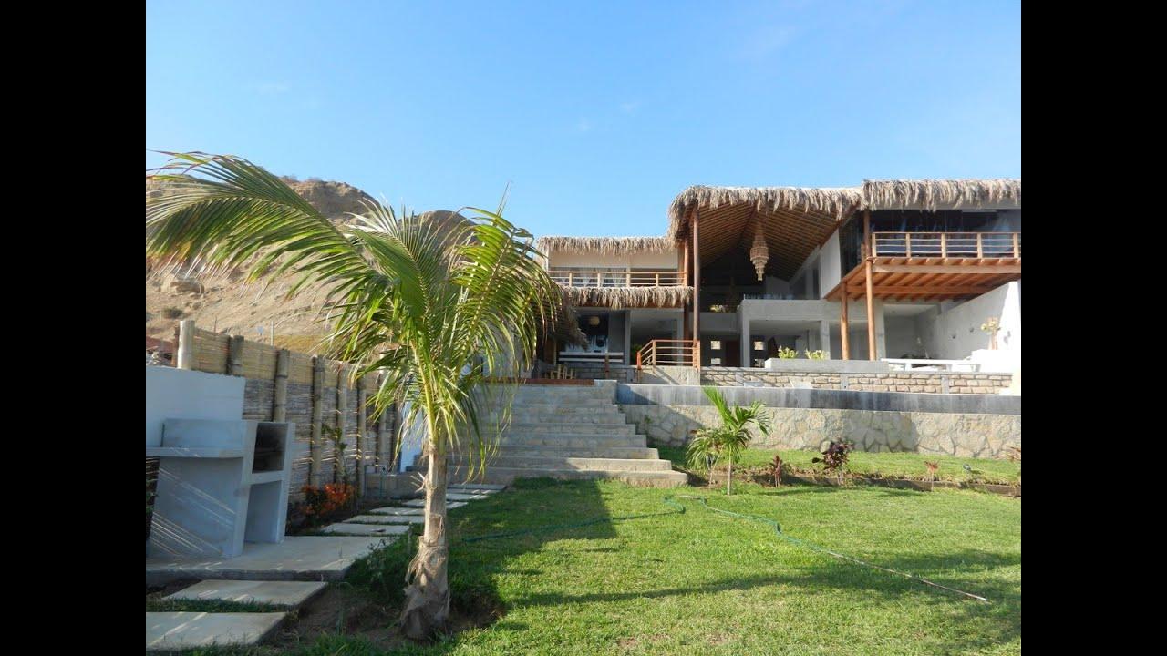 Mancora casa de playa youtube - Casa de playa ...