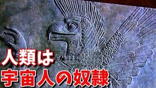 【衝撃】シュメール文明を調べるほど古代宇宙飛行士説にたどり着く!!人類は宇宙人の奴隷とし