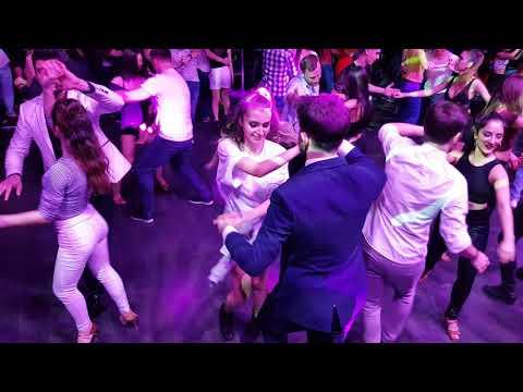 Zeynel Savaş ve Damla Aydın -  Social Bachata Dans  - Bursa Suare