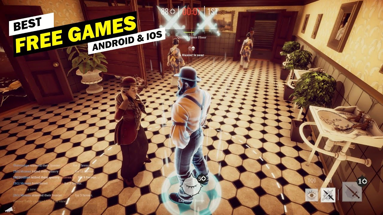 Top 10 Best Free Games For Android Ios Offline Online Youtube