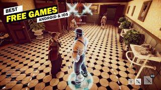 Top 10 Best FREE Games For Android & iOS ! [Offline/Online]
