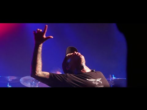 The Amity Affliction - I  Bring The Weather With Me @ Backstage München 01.12.2017