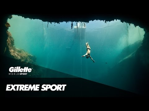 The Art of Filming Freediving | Gillette World Sport