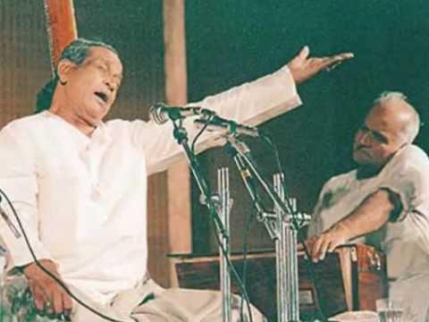 Khammaj Bhatiyar (Khayal Gaiki) -by Pt. Bhimsen Joshi