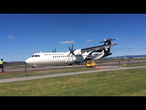 AIR NEW ZEALAND ATR72