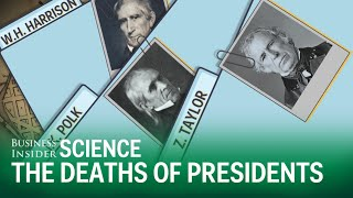 Researchers have linked the deaths of three US presidents to the same surprising cause