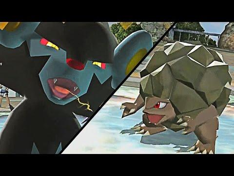 GOLOLOLOLOLEM - Pokémon Battle Revolution [TwitchPlaysPokémon Donation Match]