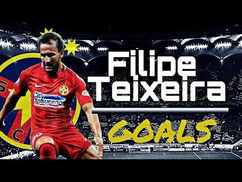 Filipe TEIXEIRA | Goals for Steaua București