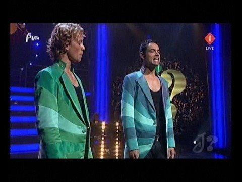 J? EP3  Remko & Robin  Laat me  Op zoek naar Joseph