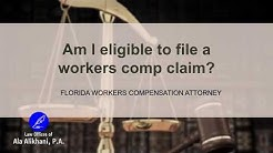 Workers comp claims | Workers Compensation Lawyer | Boca Raton