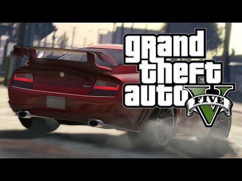 GTA V - How To Start Illegal Street Races In Grand Theft Auto V (GTA 5)