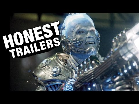 Honest Trailers - Batman & Robin