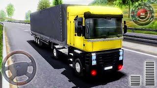 Truckers of Europe 2 Simulator - Cargo Trailer Truck - Best Android GamePlay screenshot 3