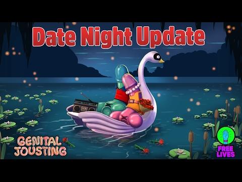 Genital Jousting - Date Night Update