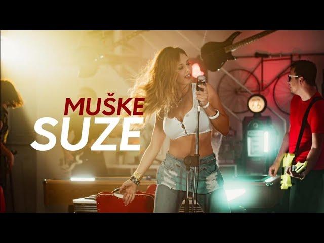 LIDIJA BACIC LILLE - MUŠKE SUZE (Official Video 2019)