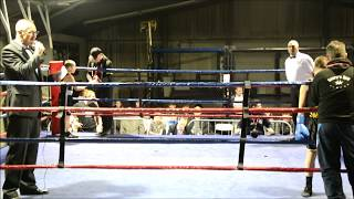 """TRAINING CAVE PRESENTS """"NEW KIDS ON THE BLOCK"""" AMATEUR BOXING SHOW"""
