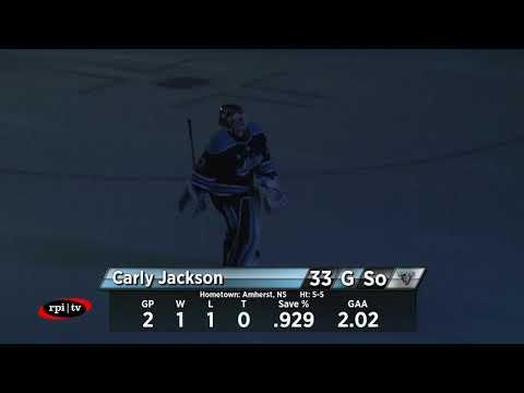 RPI Women's Hockey vs. University of Maine - Game 1