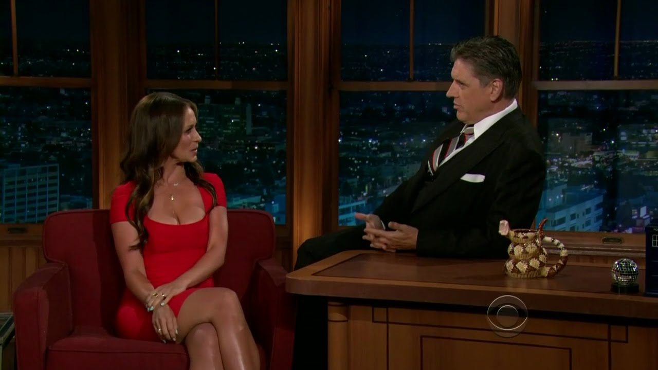 Late Late Show with Craig Ferguson 5/23/2012 Jennifer Love Hewitt ...